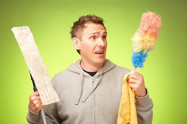 Make Domestic Chores Much Easier on Yourself - Cleaning Corp