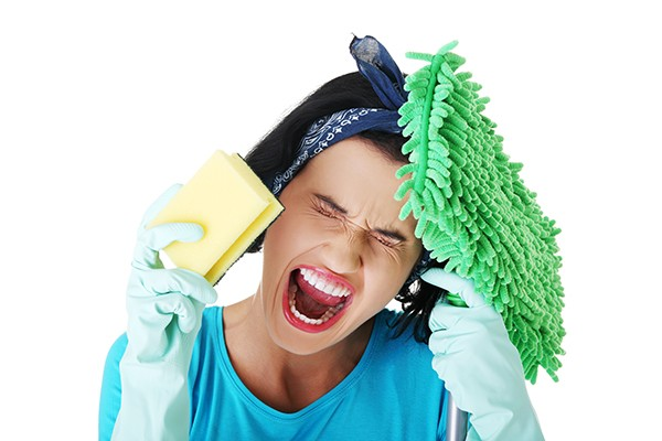 Make Home Cleaning More Productive - Cleaning Corp